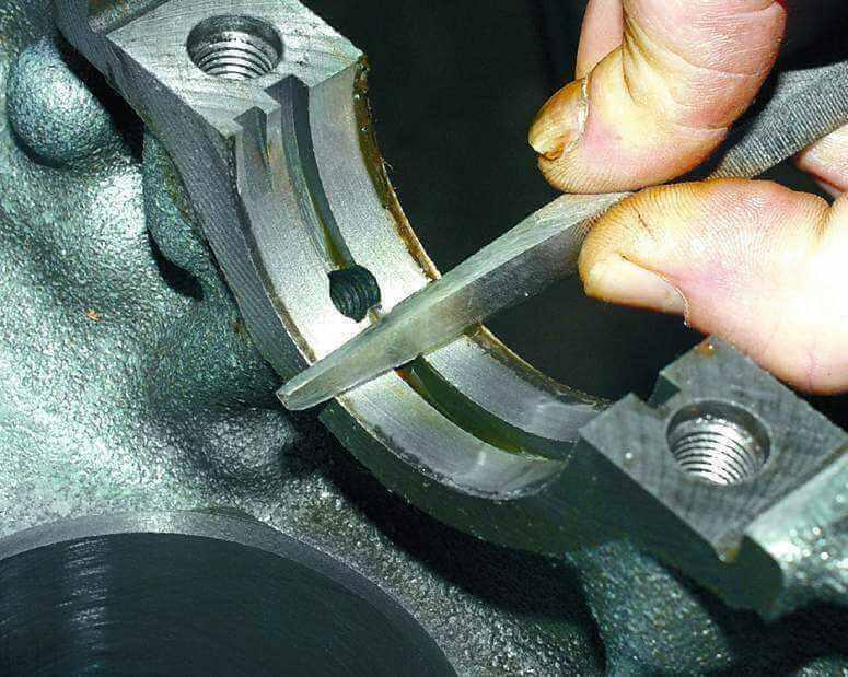Порядок сборки двигателя ВАЗ 2111