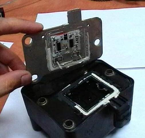 Замена модуля зажигания ЭСУД на ВАЗ 2110 и Богдан
