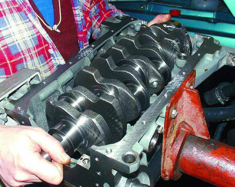 Дефектовка двигателя ВАЗ 2110. Таблица допусков