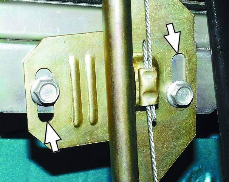 Замена стеклоподъемника на ВАЗ-2110, 21102, 2111, 2112